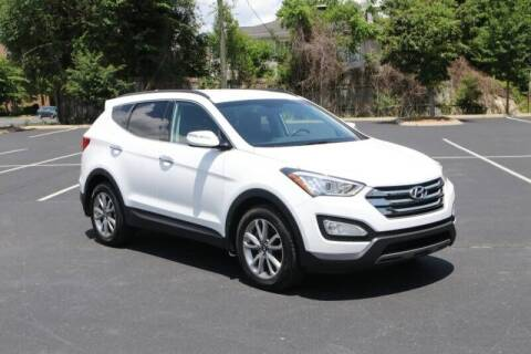 2016 Hyundai Santa Fe Sport for sale at Cj king of car loans/JJ's Best Auto Sales in Troy MI