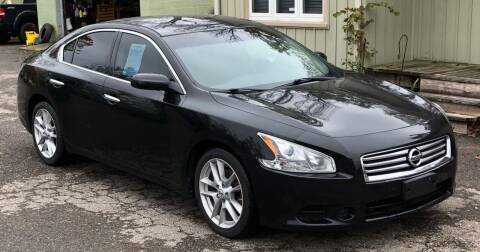 2014 Nissan Maxima for sale at Sharpin Motor Sales in Columbus OH