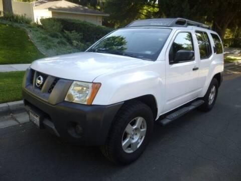2007 Nissan Xterra for sale at Altadena Auto Center in Altadena CA