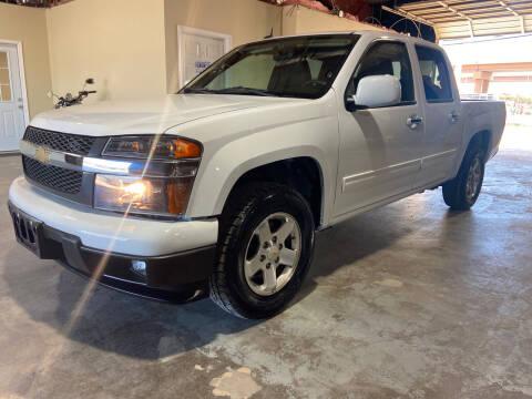 2012 Chevrolet Colorado for sale at Safe Trip Auto Sales in Dallas TX