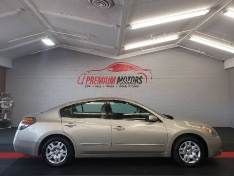 2009 Nissan Altima for sale at Premium Motors in Villa Park IL