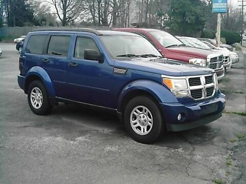 2010 Dodge Nitro for sale at S & R Motor Co in Kernersville NC