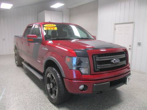 2014 Ford F-150 for sale at LaFleur Auto Sales in North Sioux City SD