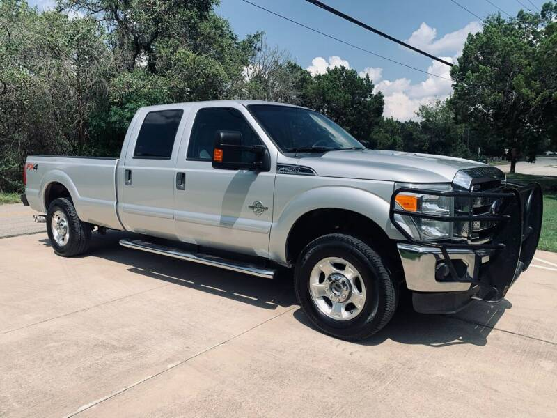 2015 Ford F-250 Super Duty for sale at Luxury Motorsports in Austin TX