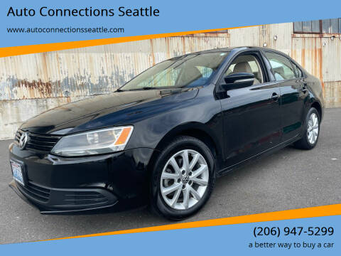 2011 Volkswagen Jetta for sale at Auto Connections Seattle in Seattle WA