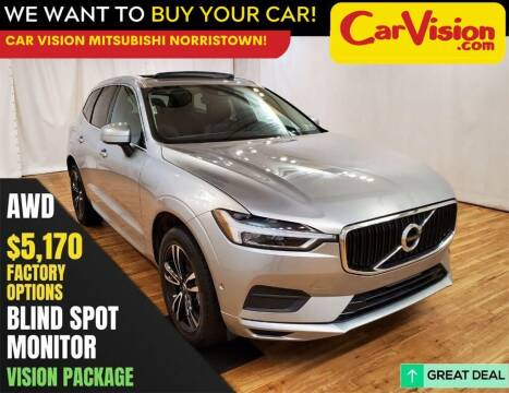 2018 Volvo XC60 for sale at Car Vision Mitsubishi Norristown in Trooper PA