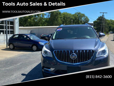 2013 Buick Enclave for sale at Tools Auto Sales & Details in Pontiac IL