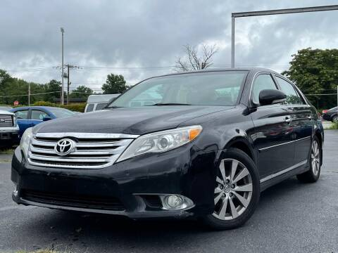 2011 Toyota Avalon for sale at MAGIC AUTO SALES in Little Ferry NJ