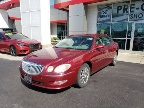 2009 Buick LaCrosse for sale at White's Honda Toyota of Lima in Lima OH