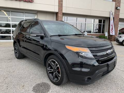 2015 Ford Explorer for sale at Head Motor Company - Head Indian Motorcycle in Columbia MO