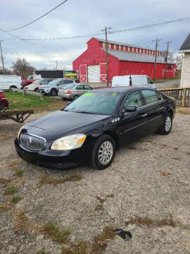 "2007 Buick Lucerne for sale at MIDWESTERN AUTO SALES        ""The Used Car Center"" in Middletown OH"