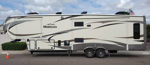 2015 Keystone Montana 3610RL Legacy for sale at RV Wheelator in North America AZ