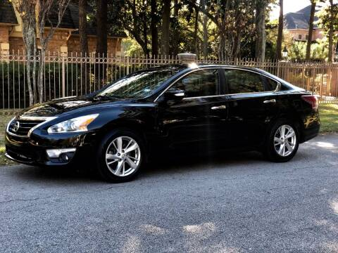 2013 Nissan Altima for sale at Texas Auto Corporation in Houston TX