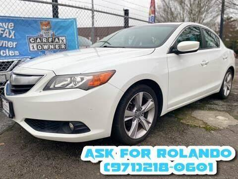 2013 Acura ILX for sale at Universal Auto INC in Salem OR