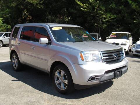 2012 Honda Pilot for sale at Discount Auto Sales in Pell City AL