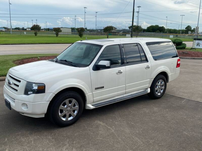 2007 Ford Expedition EL for sale at M A Affordable Motors in Baytown TX