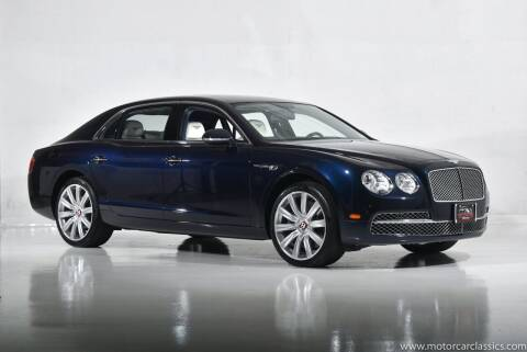 2017 Bentley Flying Spur for sale at Motorcar Classics in Farmingdale NY