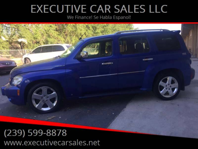 2006 Chevrolet HHR for sale at EXECUTIVE CAR SALES LLC in North Fort Myers FL