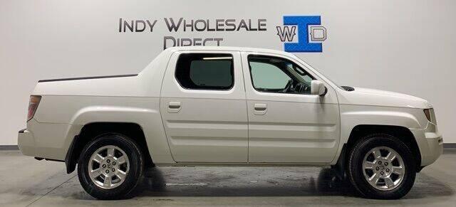 2008 Honda Ridgeline for sale at Indy Wholesale Direct in Carmel IN