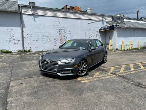2017 Audi A4 for sale at Santa Motors Inc in Rochester NY