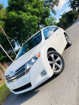 2011 Toyota Venza for sale at IRON CARS in Hollywood FL