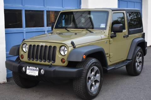 2013 Jeep Wrangler for sale at IdealCarsUSA.com in East Windsor NJ
