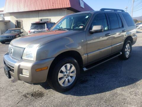 2006 Mercury Mountaineer for sale at Salem Auto Sales in Salem VA