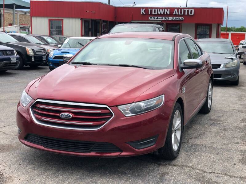 2013 Ford Taurus for sale at K Town Auto in Killeen TX