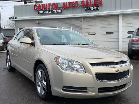 2009 Chevrolet Malibu for sale at Capitol Auto Sales in Lansing MI