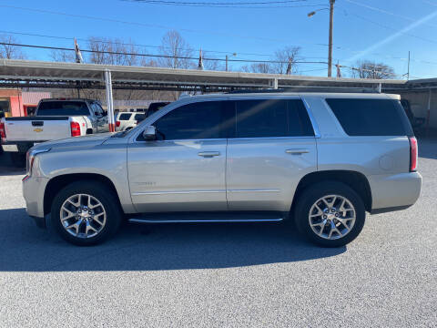 2015 GMC Yukon for sale at Lewis Used Cars in Elizabethton TN