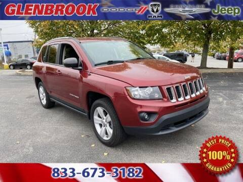 2016 Jeep Compass for sale at Glenbrook Dodge Chrysler Jeep Ram and Fiat in Fort Wayne IN