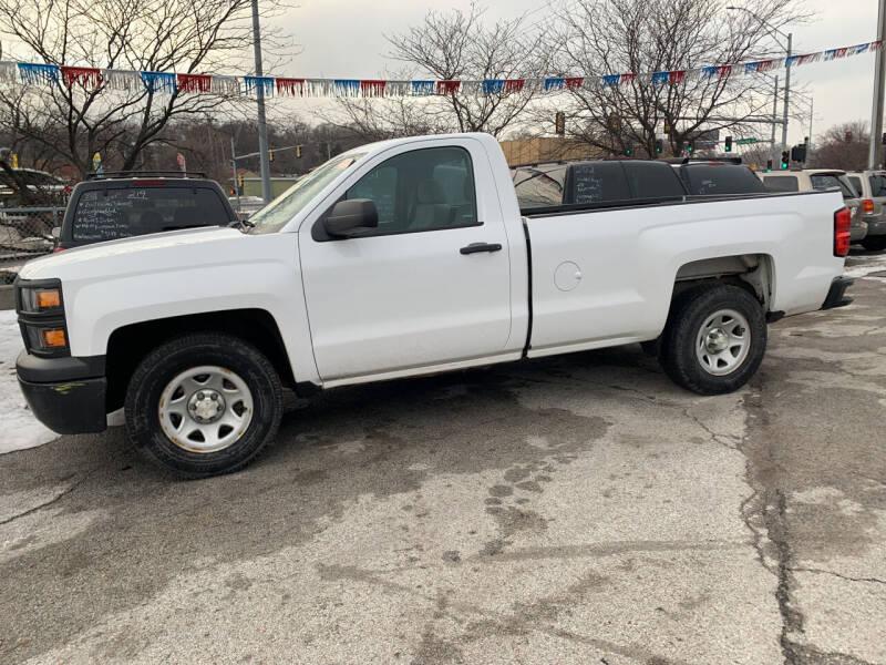 2014 Chevrolet Silverado 1500 for sale at Sonny Gerber Auto Sales 4519 Cuming St. in Omaha NE
