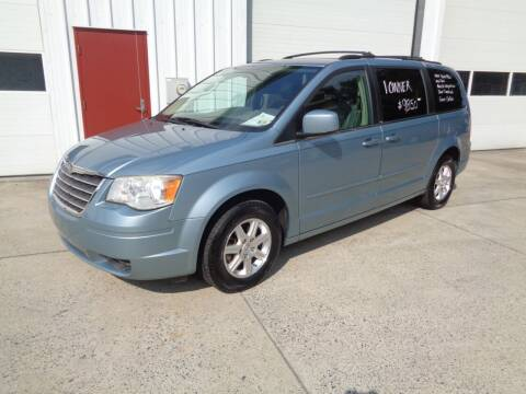2008 Chrysler Town and Country for sale at Lewin Yount Auto Sales in Winchester VA