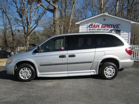 2006 Dodge Grand Caravan for sale at Oak Grove Auto Sales in Kings Mountain NC