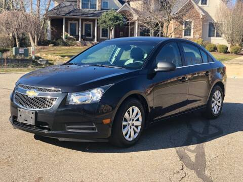 2011 Chevrolet Cruze for sale at Five Star Auto Group in North Canton OH