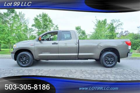 2011 Toyota Tundra for sale at LOT 99 LLC in Milwaukie OR
