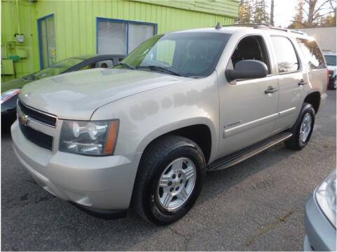 2008 Chevrolet Tahoe for sale at Klean Carz in Seattle WA