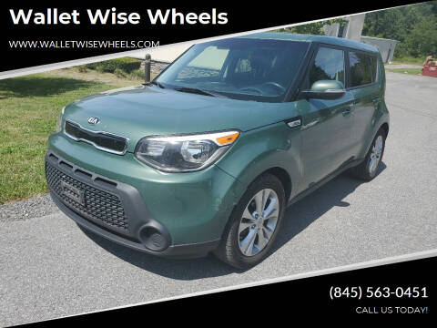 2014 Kia Soul for sale at Wallet Wise Wheels in Montgomery NY