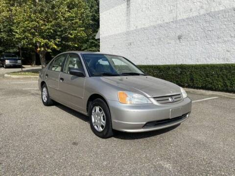 2001 Honda Civic for sale at Select Auto in Smithtown NY