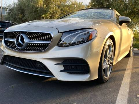 2019 Mercedes-Benz E-Class for sale at CARSTER in Huntington Beach CA