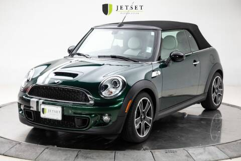 2013 MINI Convertible for sale at Jetset Automotive in Cedar Rapids IA