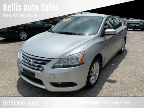 2013 Nissan Sentra for sale at Kellis Auto Sales in Columbus OH