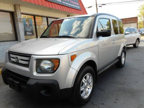 2008 Honda Element for sale at Super Sports & Imports in Jonesville NC