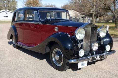 1948 Rolls-Royce Wraith