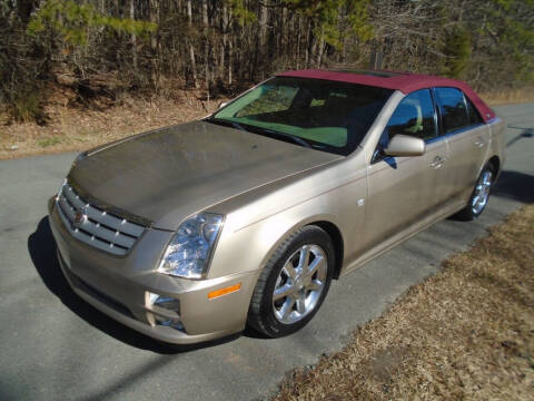 2005 Cadillac STS for sale at City Imports Inc in Matthews NC