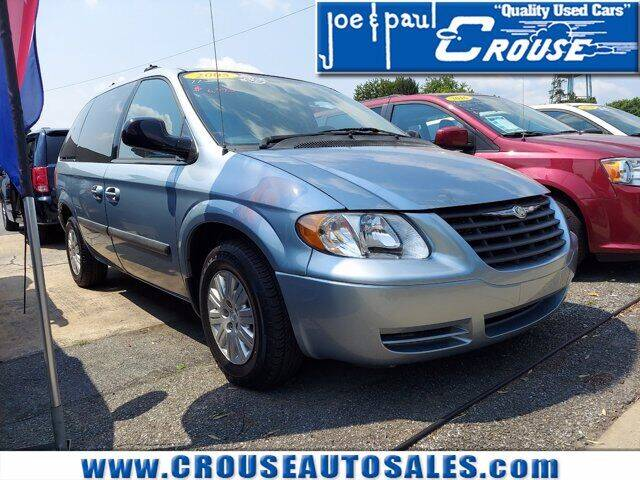 2005 Chrysler Town and Country for sale at Joe and Paul Crouse Inc. in Columbia PA