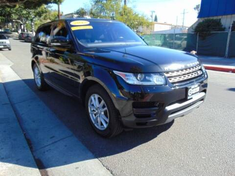 2017 Land Rover Range Rover Sport for sale at Santa Monica Suvs in Santa Monica CA