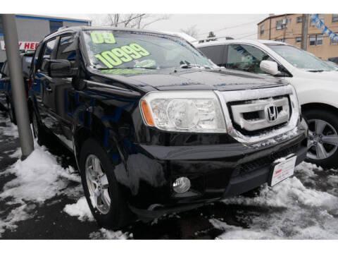 2009 Honda Pilot for sale at M & R Auto Sales INC. in North Plainfield NJ