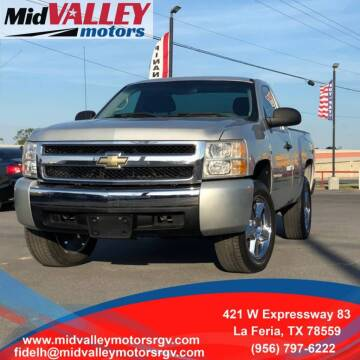 2011 Chevrolet Silverado 1500 for sale at Mid Valley Motors in La Feria TX