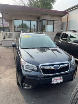 2015 Subaru Forester for sale at PAYLESS CAR SALES of South Amboy in South Amboy NJ